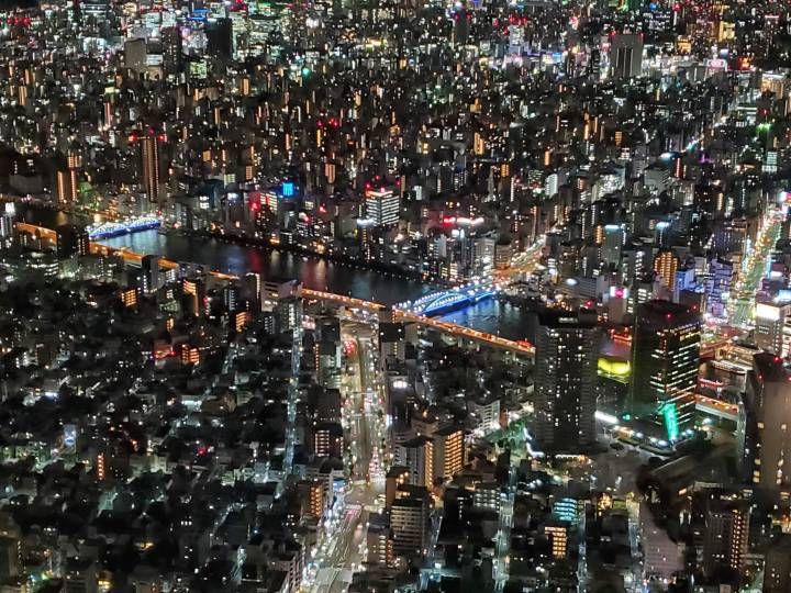 How to avoid crows at TokyoSkytree