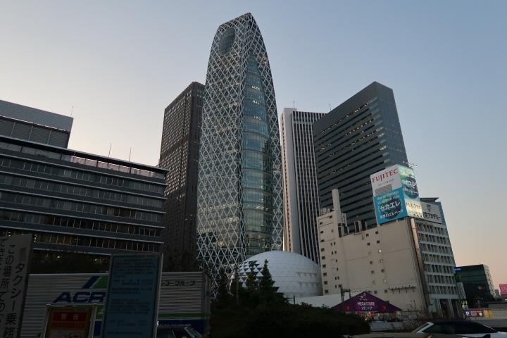 A glimpse of Japan: The cocoonbuilding