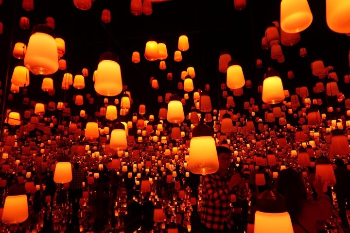 A glimpse of Japan: The lanternroom