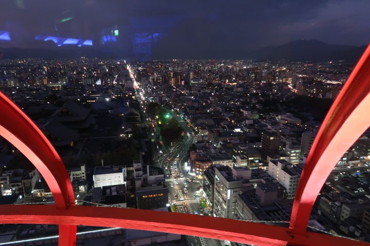 Views from KyotoTower