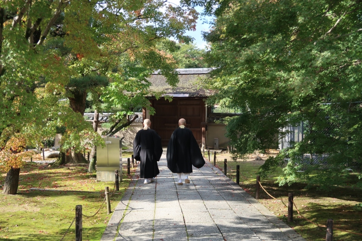 Part Two: Exploring Tofukuji Temple