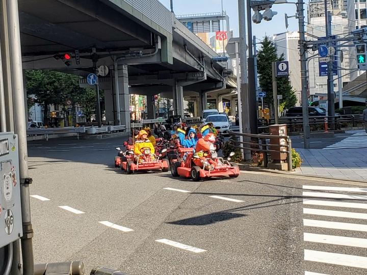 A glimpse of Japan: Gettingaround