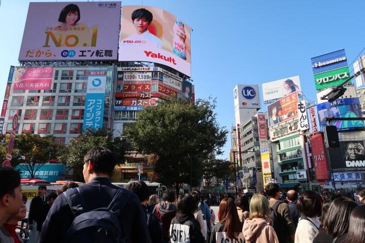 5 places to stop around ShibuyaCrossing